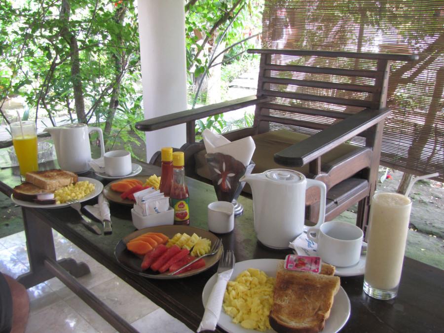 a desayunar!!