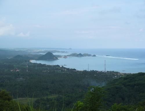 Kuta Lombok- Alrededores en moto!