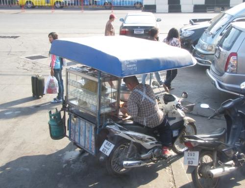 Korat – Regreso a Tailandia desde Vientiane