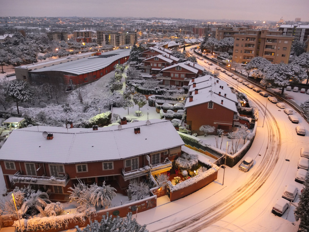 nieve-roma
