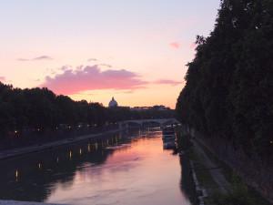 atardecer-Roma