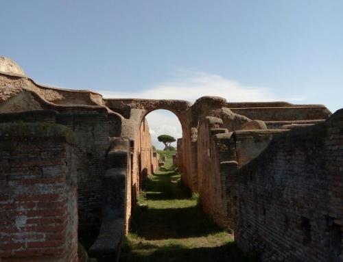 Ostia Antica, la ciudad más moderna de la antigua Roma