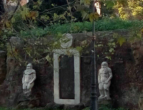 Roma – Leyenda de la Puerta Mágica