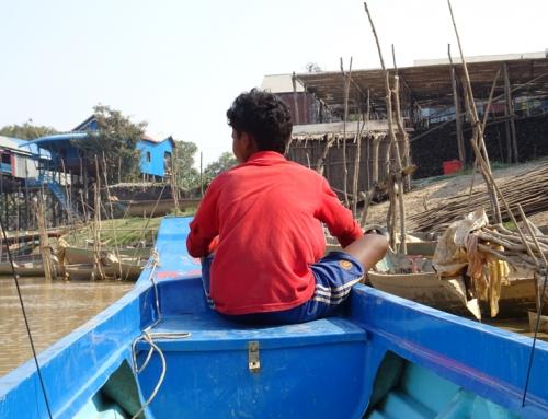 Lago Tonle Sap en Camboya, nuestra experiencia
