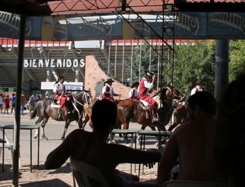 Jesús María, Córdoba (Argentina), una etapa entre Doma y Folclore