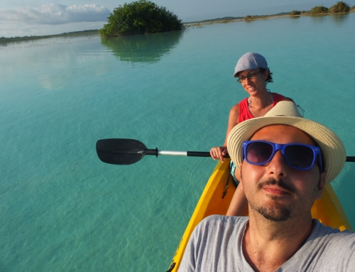 Laguna de Bacalar, la sorpresa de 7 colores