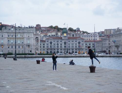 Trieste, entre mar y nostalgia