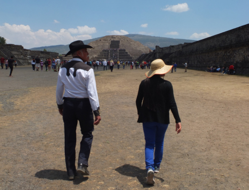 Pirámides de Teotihuacán, ¿cómo llegar desde la Ciudad de México?