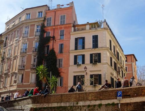 Rione Monti, en Roma, un barrio para descubrir
