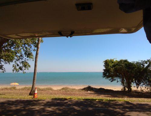 """Darwin y la divertida """"batalla naval"""" de Mindil Beach"""