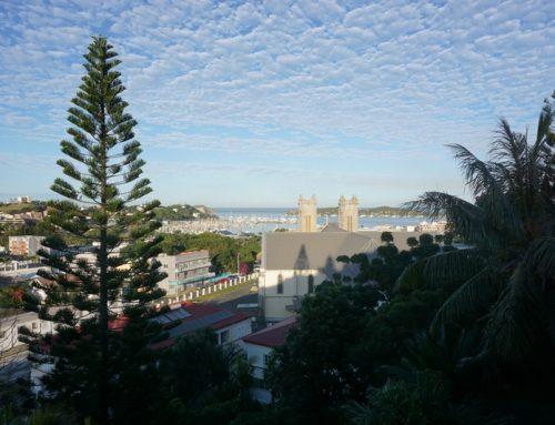 Día en Nouméa, Nueva Caledonia