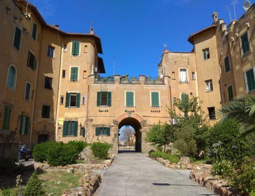 La Garbatella, en Roma, visita a un rincón tranquilo de la ciudad