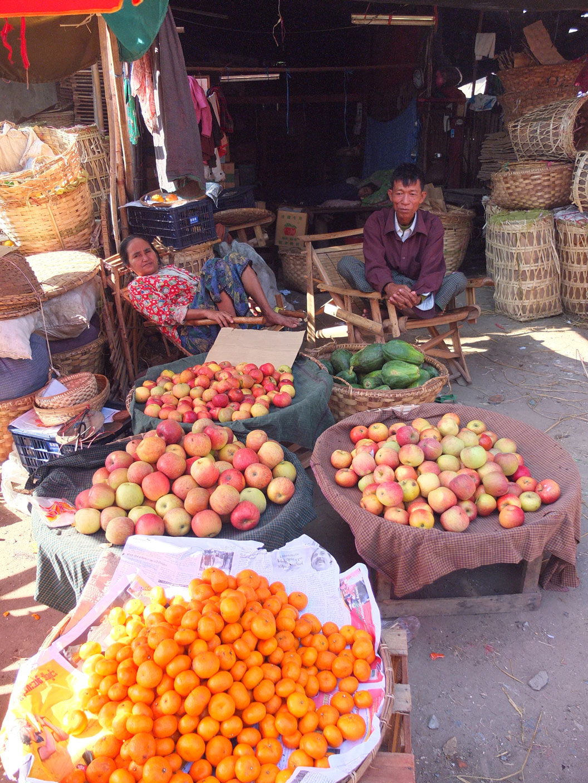 Bangkok-Mandalay