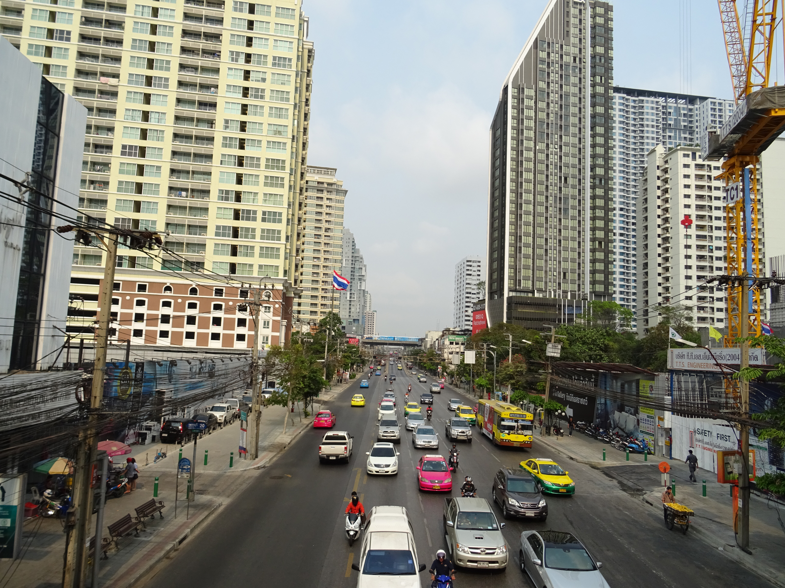 Un salto a Bangkok, qué hacer en 2-3 días
