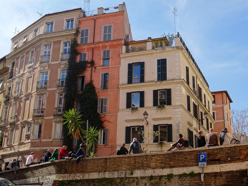 Rione Monti, en Roma, un barrio que tienes que descubrir