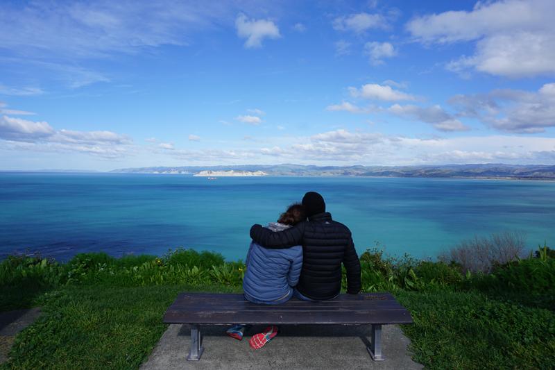 Nueva Zelanda, recorriendo la Isla Norte.